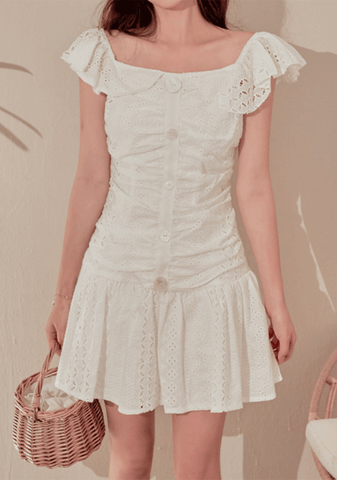 Mini Me Lace Dress [L size]