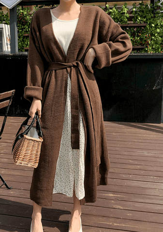 Spring Sensation Robe Cardigan