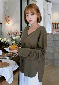 [CHUU MADE] Best Seller Cardigan