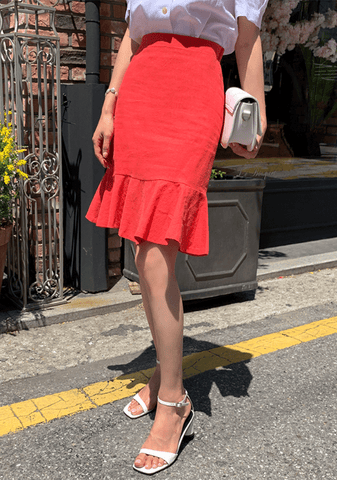 [Chuu Made] Perfect Line Skirt Vol.4