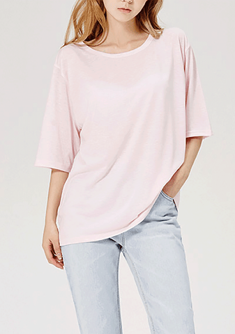 Chuu Soft T-Shirt For The Basic