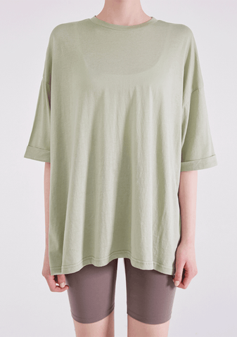 '-5KG Cozy Cover-Up Tee