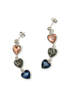 The Melody Of Hearts Earrings