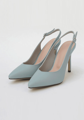 Proud Pointy Slingback Shoes