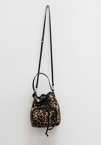 Cutie Tiny Leopard Tote Bag