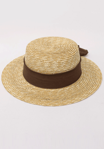 Stay In Vacation Ribbon Hat