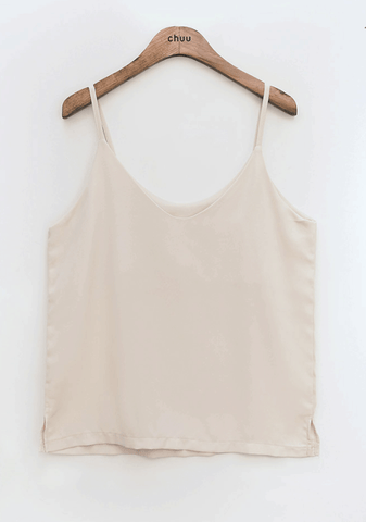 Elegant Basic Sleeveless Top
