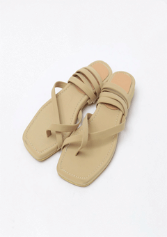 Light Summer Strap Sandal