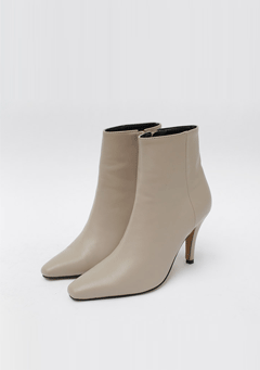 Never Be Alone Ankle Boots