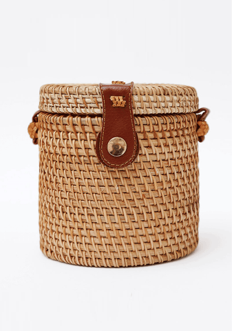 The First Day Of Summer Bucket Bag