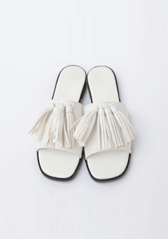 Cool Summer Tassel Shoes