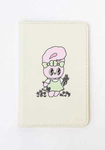 Estherloveschuu Moss Passport Cover