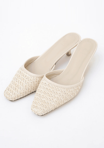 Summer Breeze Mule Shoes