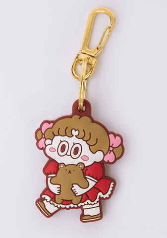Cherry Pie. Leegong Girl Sensitivity Keyring