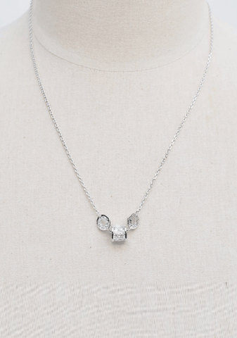 By Your Side Shine Necklace