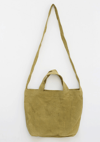 Two Ways To Summer Linen Bag
