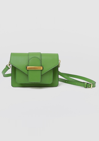 Colorful Square Shoulder Bag