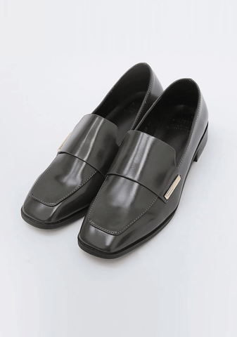 Simple Square Loafer