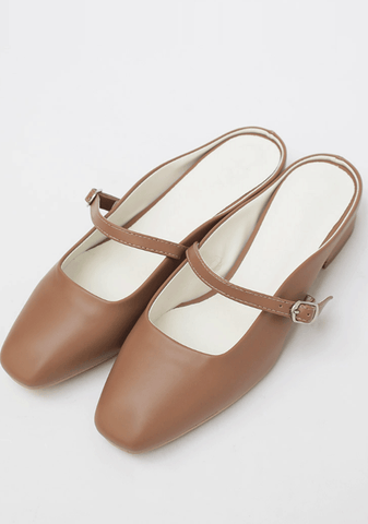Playing Ballerina Flat Shoes