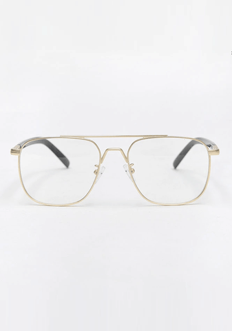 Dwight Gold Glasses