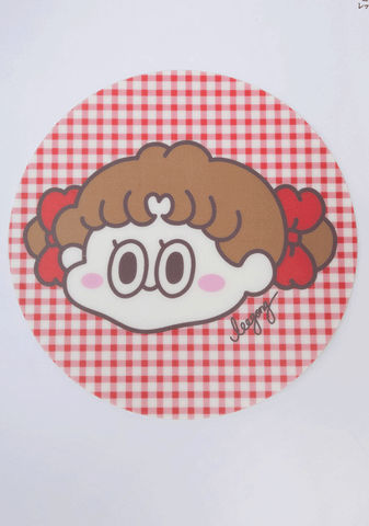 Cherry Pie. Leegong Cherry On The Cake Mousepad
