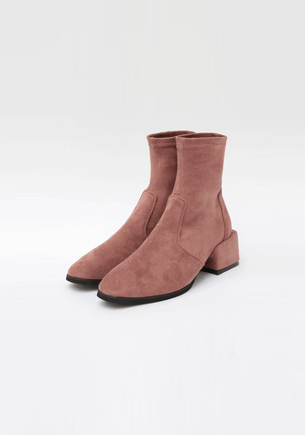 Fade Out Suede Boot