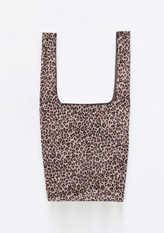 Bigger Leopard Shoulder Bag