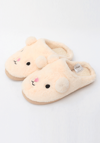 Fluffy Sheep Slipper