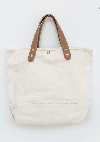 Inside Out Canvas Bag