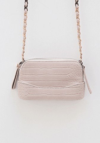 Something Unusual Crop Shoulder Bag