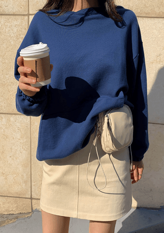 Daily Tone String Sweater