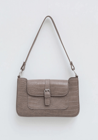 Mini Buckle Leather Bag