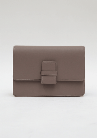 Square The Circle Clutch Bag