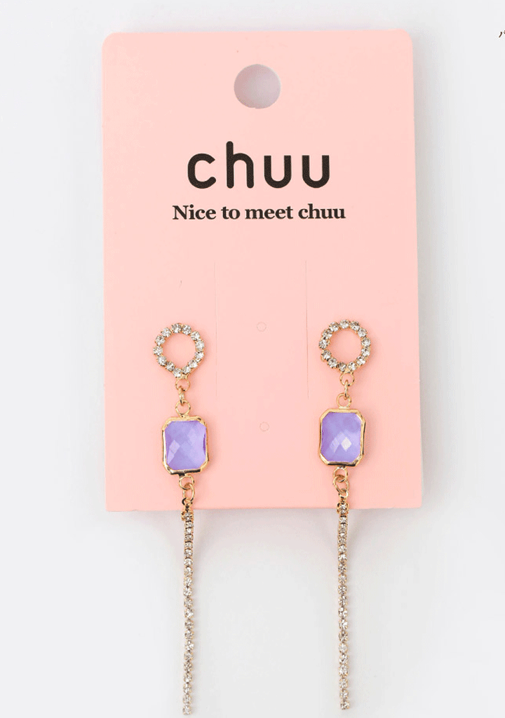 Unique Charm Earring