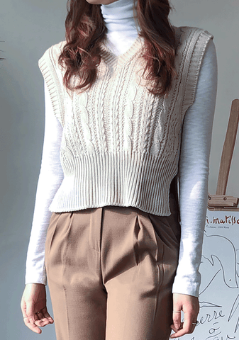 Move It Knit Vest