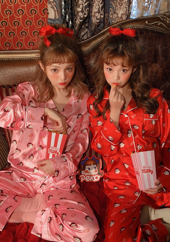 Peko Cinema Good Night Pajamas