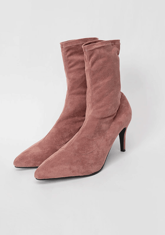 Josephine Suede Ankle Boot