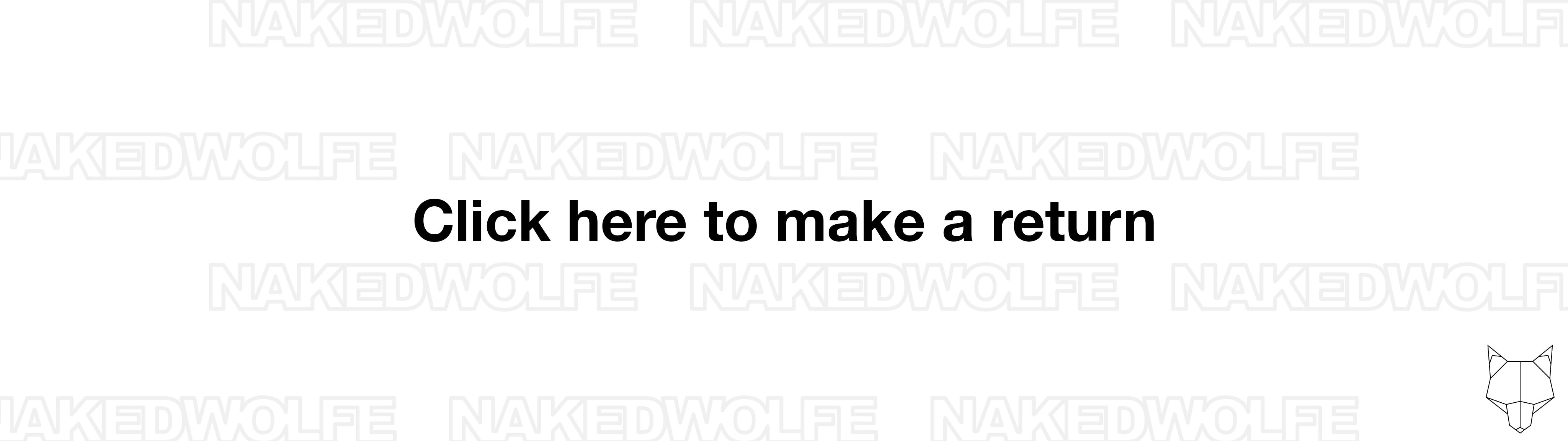 Naked Wolfe Make A Return