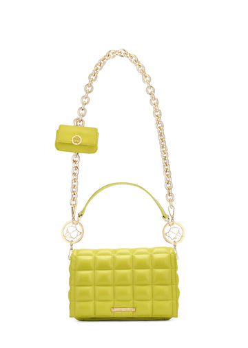 CHARLIZE Limeade Leather