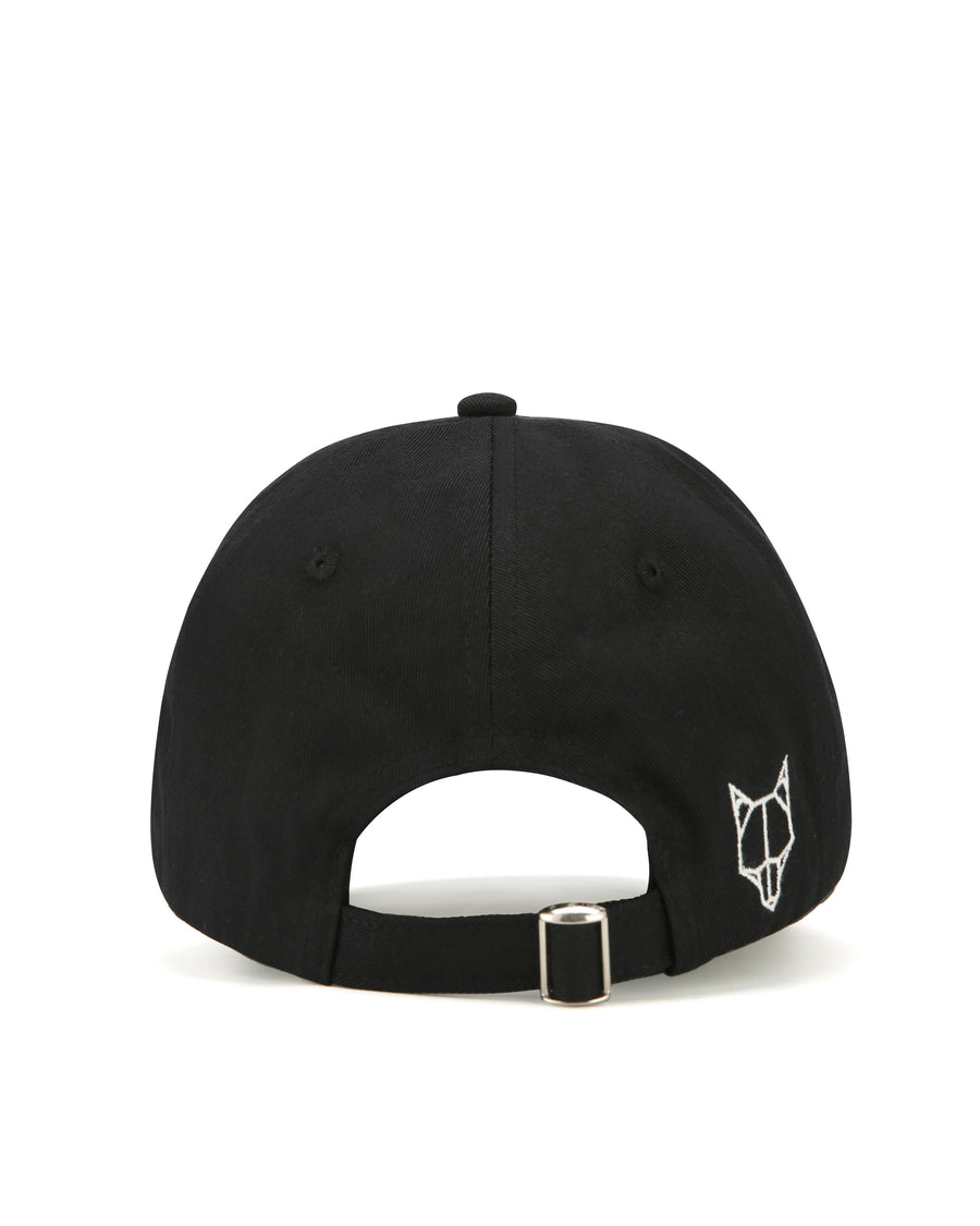 Classic Cap Black - Naked Wolfe
