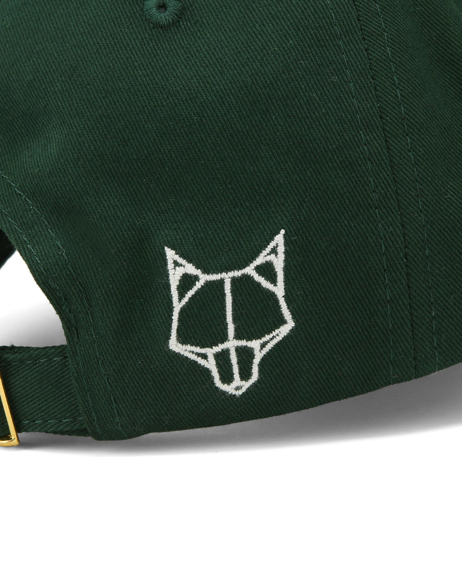 Classic Cap Dark Green - Naked Wolfe