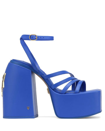 Jada Cobalt Blue Leather