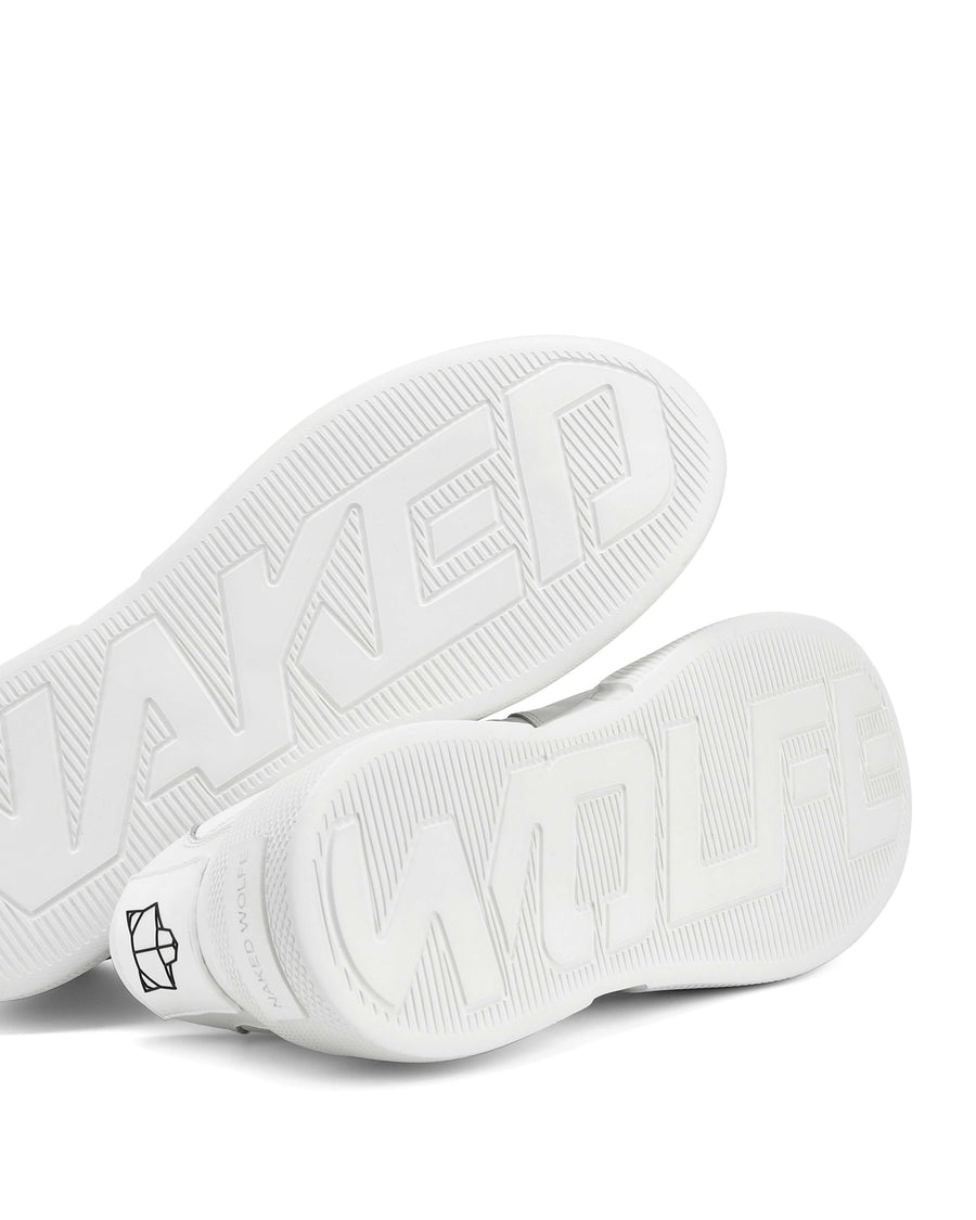 Paradox White Leather - Naked Wolfe