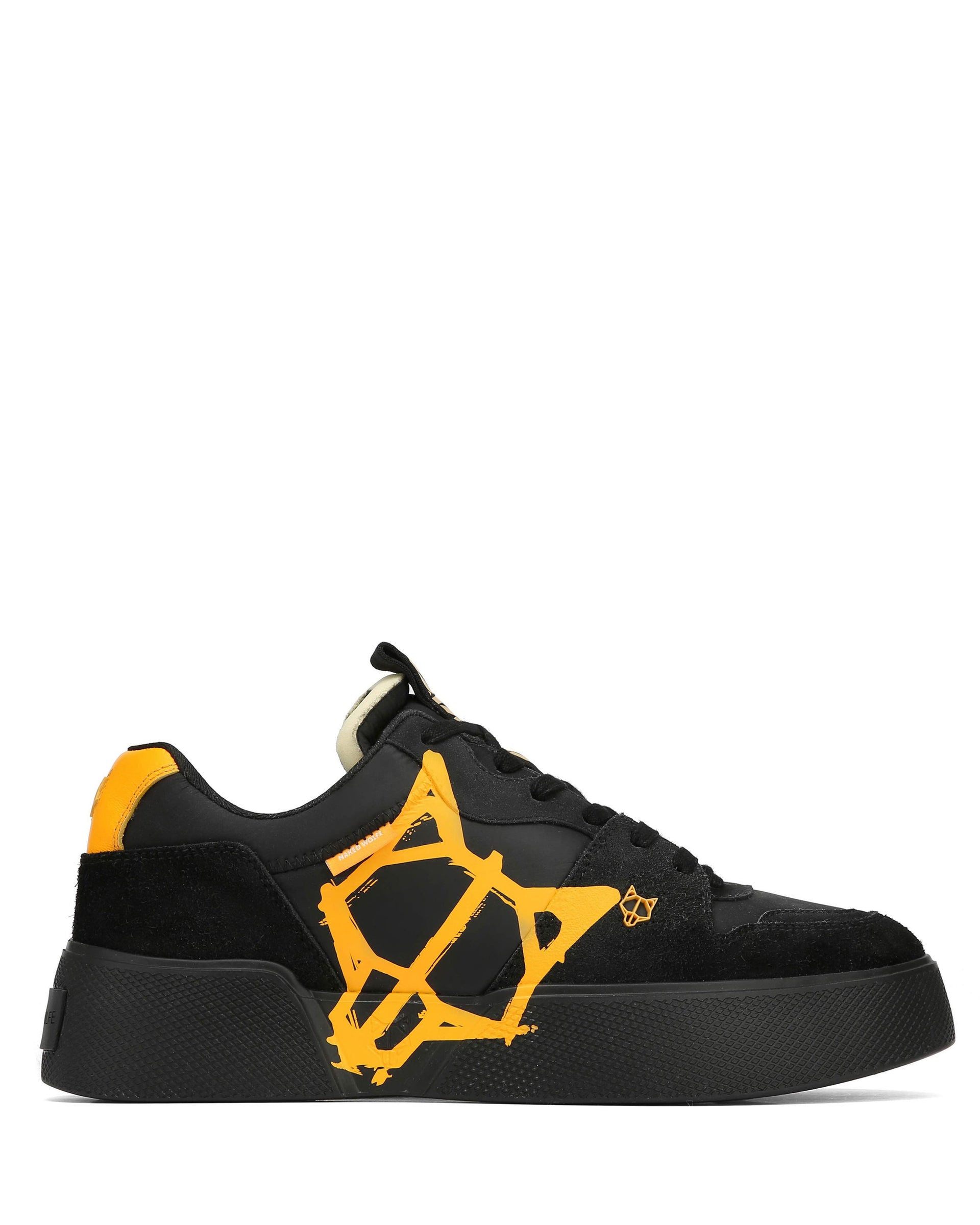 Piranha Black/Yellow