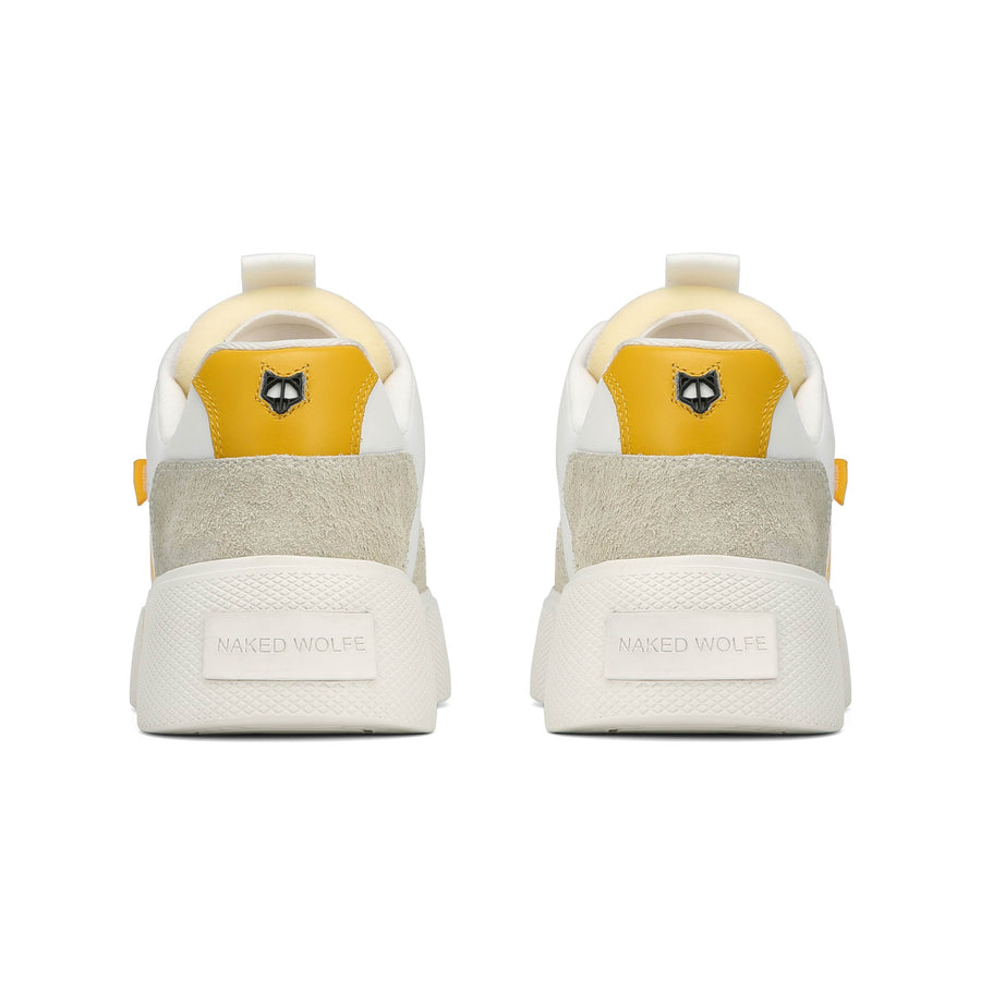 Piranha White/Yellow