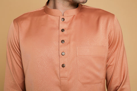 kurta men design