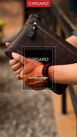 cirgaro leather 2018