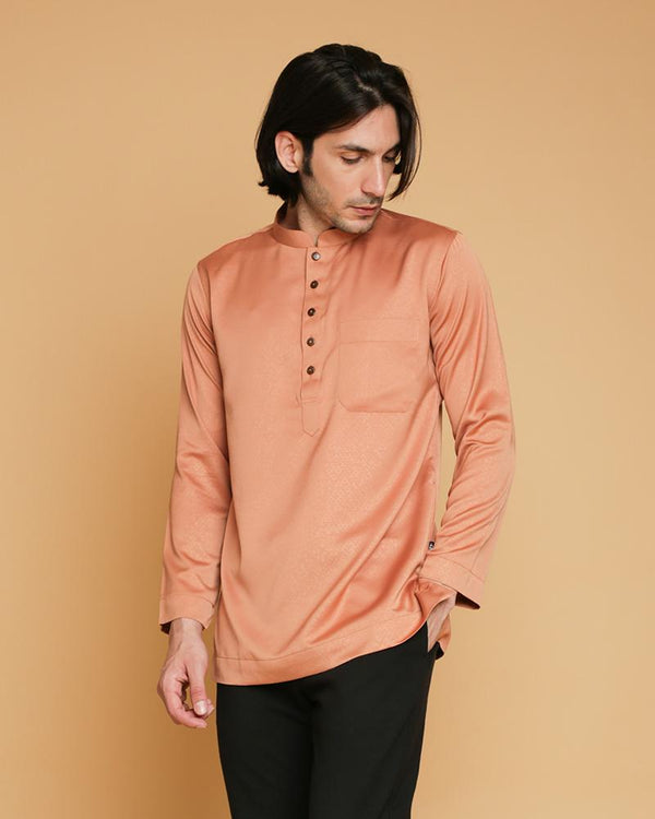 Kurta King Luxe Copper