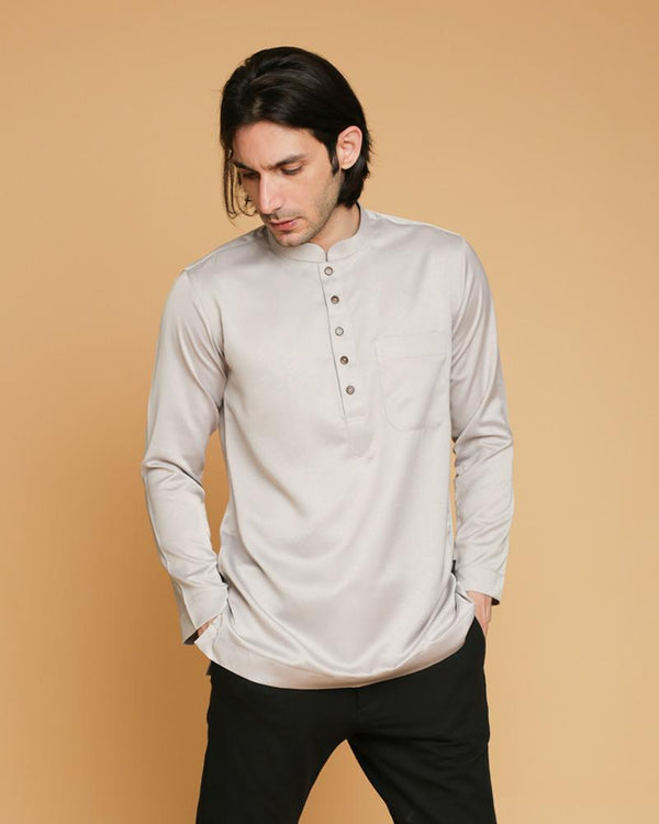Kurta King Luxe Soft Grey