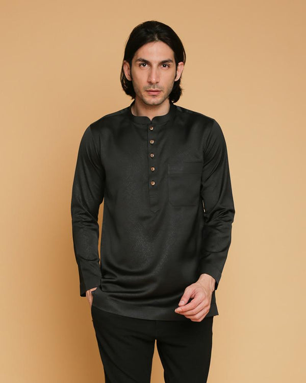 Kurta King Luxe Black